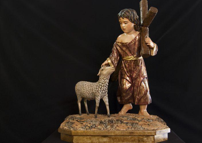 Niño Jesús de Pasión