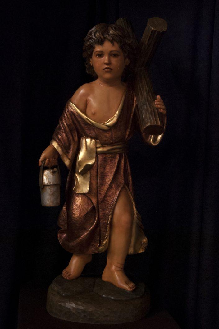 Niño Jesús Minero
