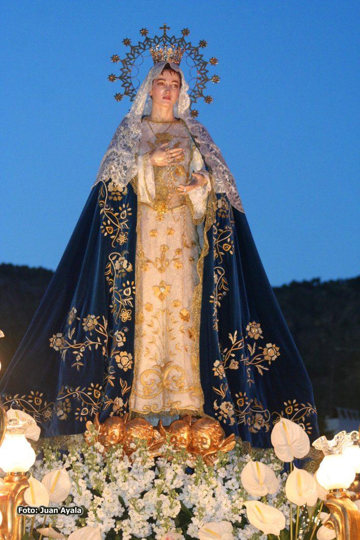 María Santísima en su Dulce Nombre - Galo Conesa