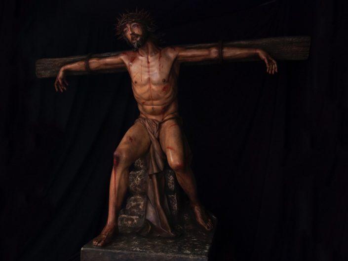 Cristo de la Humildad y Paciencia - Galo Conesa