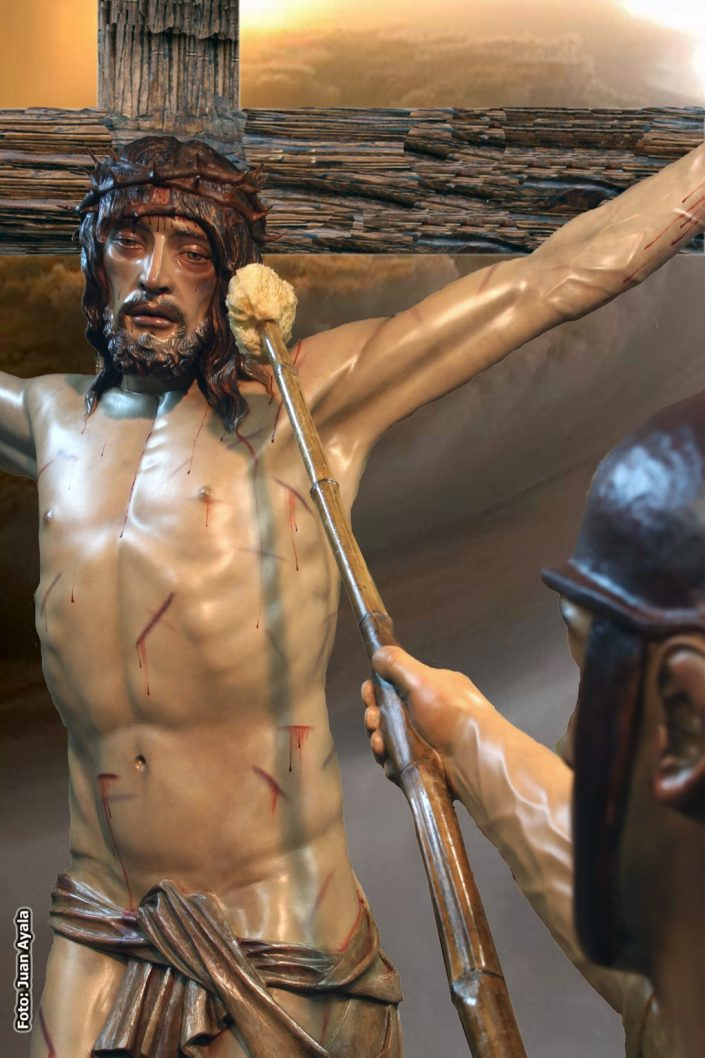 Cristo de los Afligidos (Quinta Palabra) - Galo Conesa