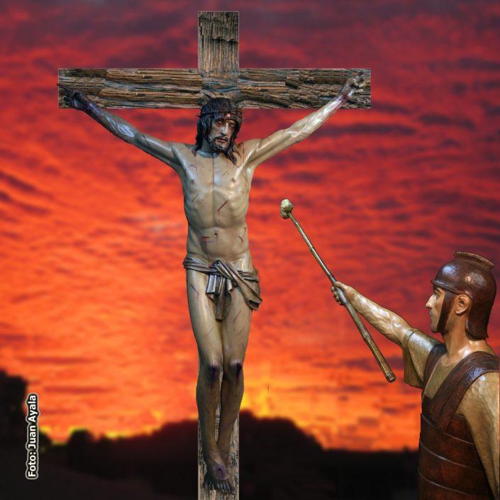 Cristo de los Afligidos (Quinta Palabra)