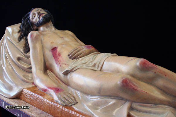 Cristo Yacente - Galo Conesa