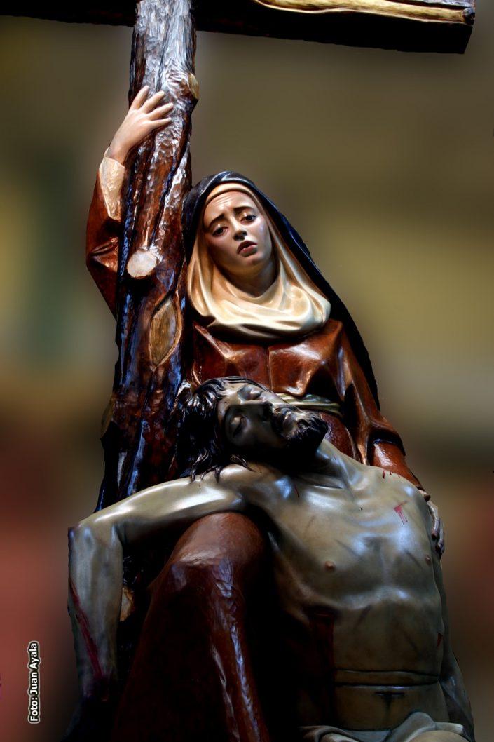 Virgen de la Caridad (Galo Conesa)