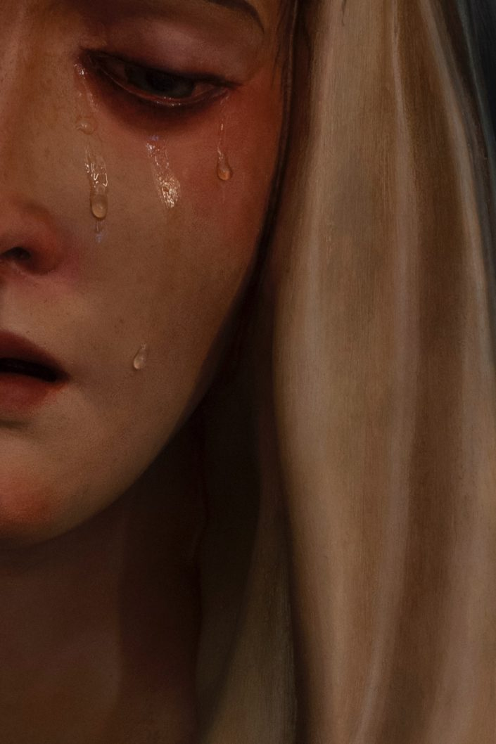 Virgen de la Piedad - Galo Conesa