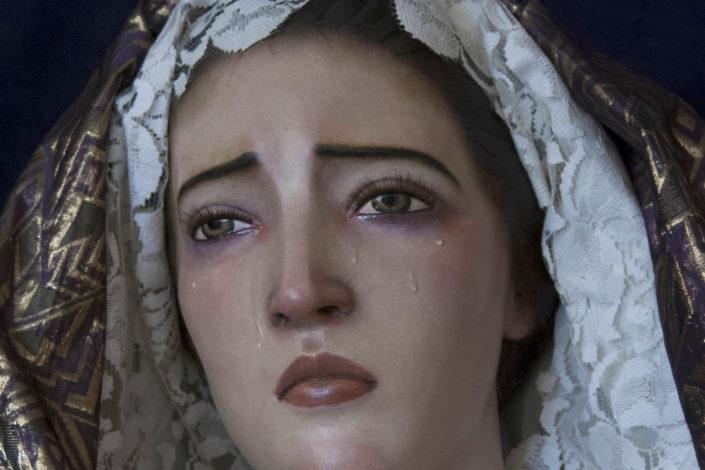 Busto de la Virgen Dolorosa - Galo Conesa