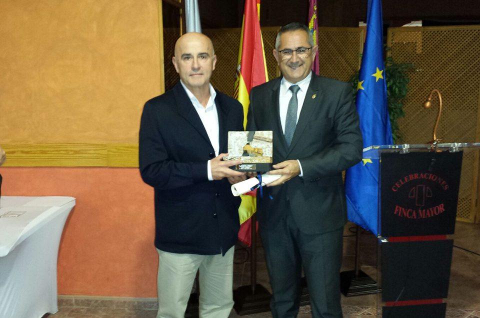 Galo Conesa, Premio Cultura 2016 de la Fundación Vedruna