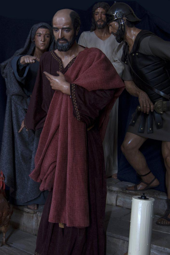 Negaciones de San Pedro - Galo Conesa