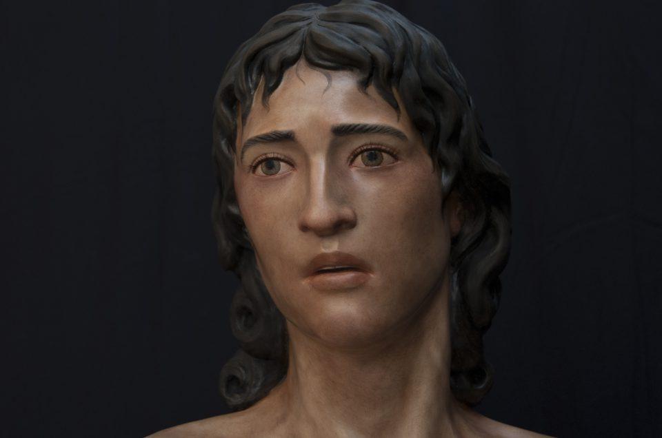 Nueva obra a la venta: Busto de San Juan