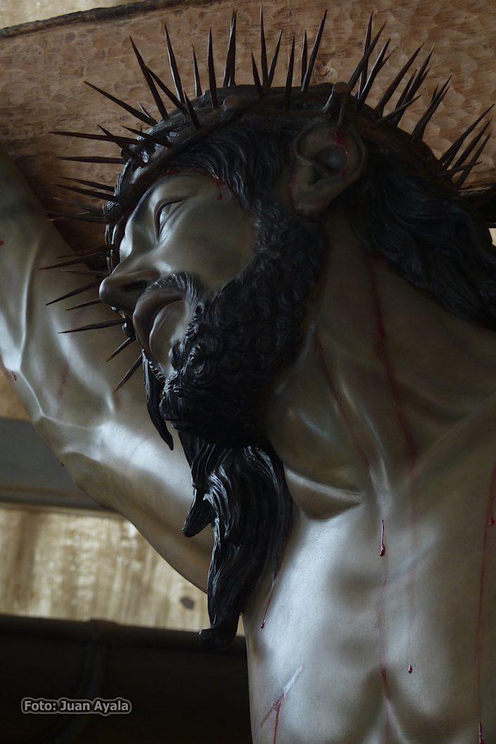 Cristo de la Fe y la Agonía - Galo Conesa