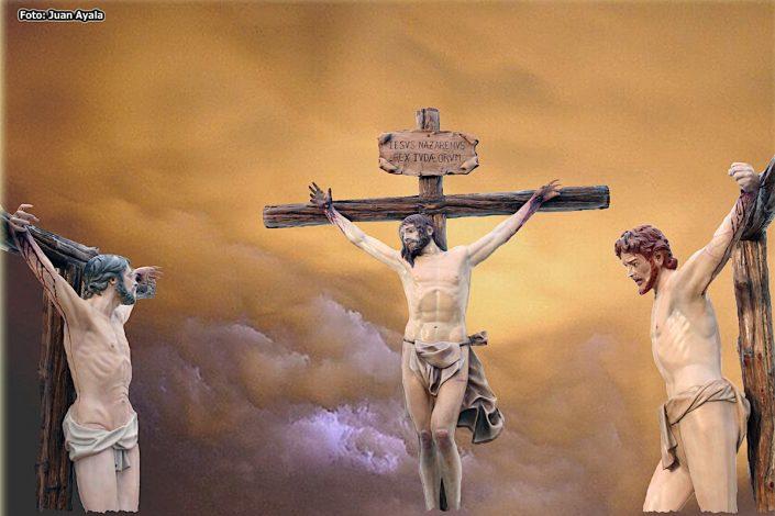Cristo entre los Ladrones (Segunda Palabra)