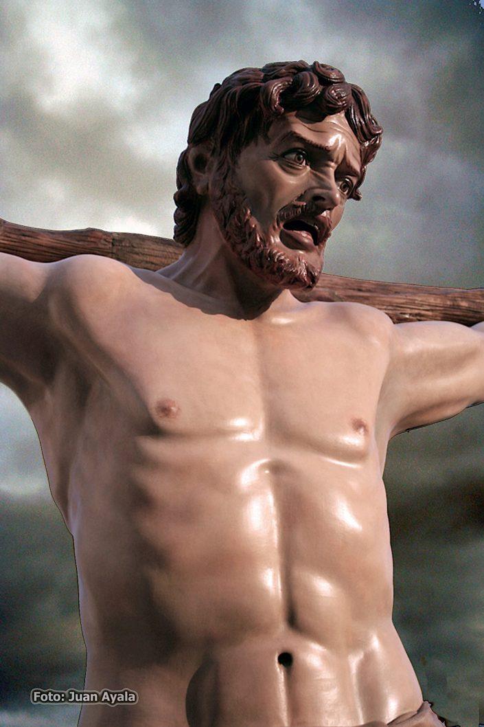 Cristo entre los Ladrones - Galo Conesa