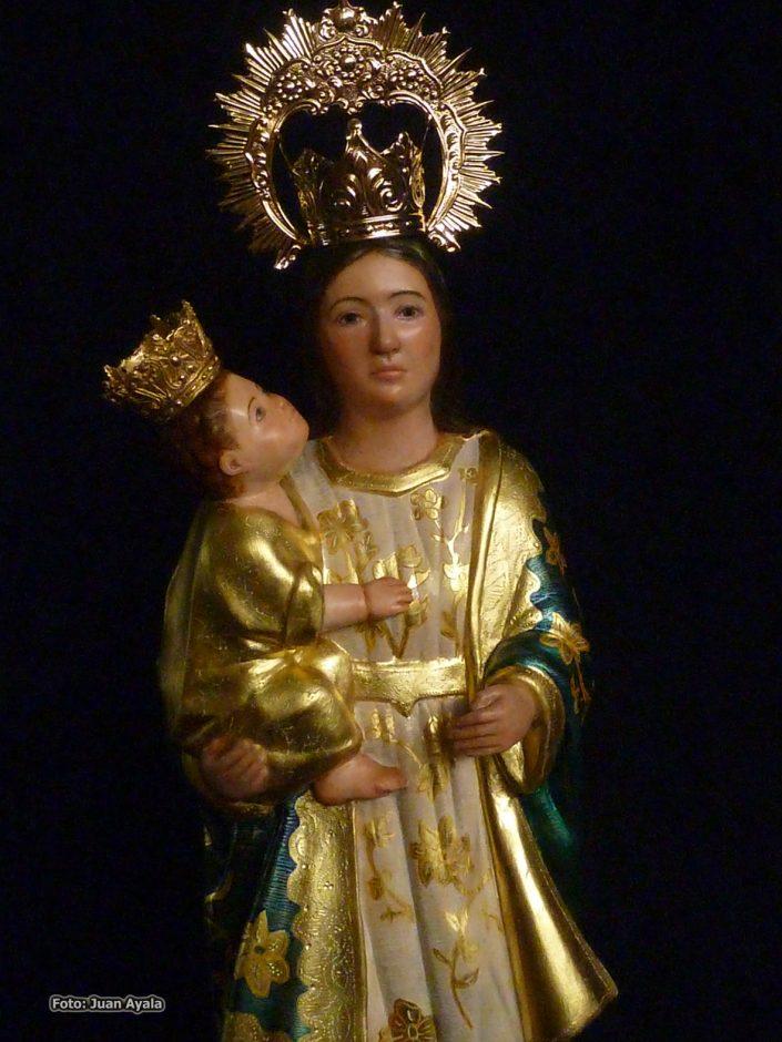 Virgen del Rosario - Galo Conesa
