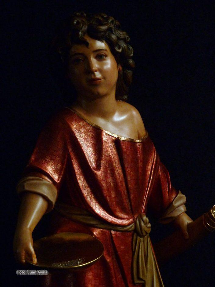 San Juan Evangelista Niño - Galo Conesa