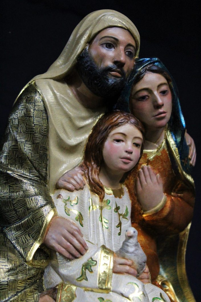 Sagrada Familia - Galo Conesa