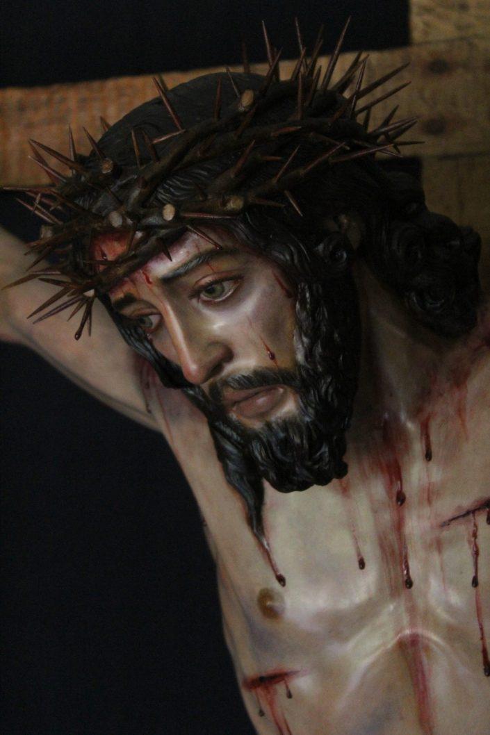 Cristo del Talón - Galo Conesa